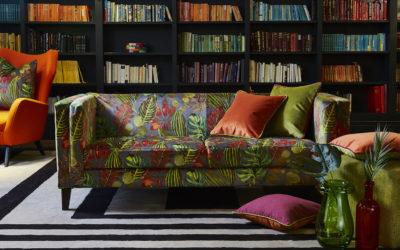 Prestigious Textiles vous présente sa nouvelle collection Printemps/Eté 2021
