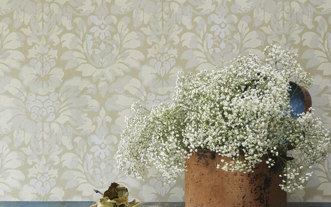 Gainsborough vous présente sa Nouvelle Collection de Papiers Peints à la Planche