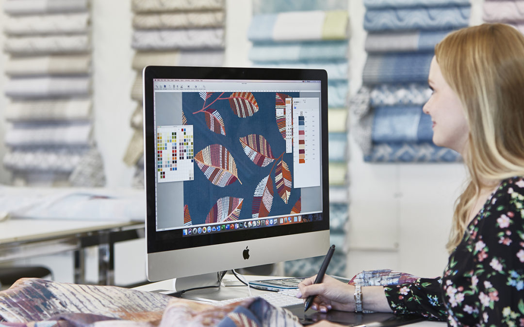 Interview Marie Parry, designer en chef de Prestigious Textiles