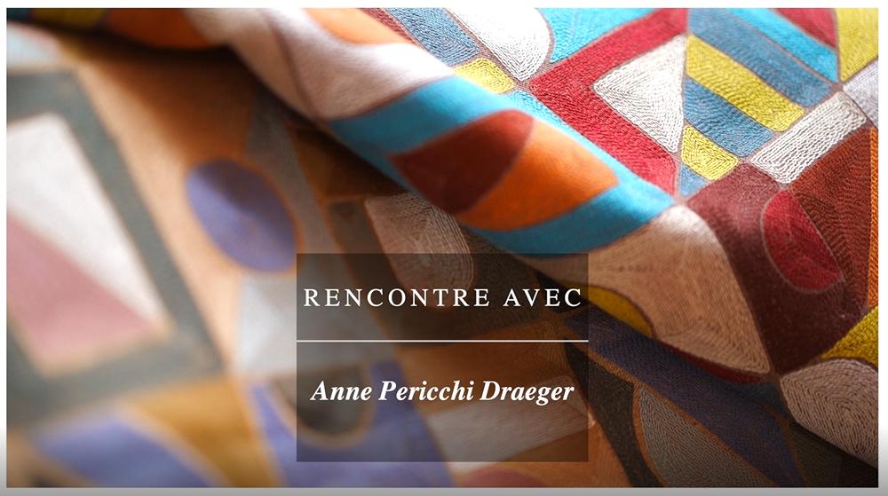 Rencontre avec Anne Pericchi-Draeger, en collaboration avec la maison Thevenon