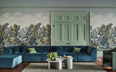 Verdure Tapestry design : Cole & Son s'inspire d'une oeuvre du 17ème siécle