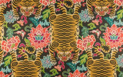 Faune, flore, jungle… Cap sur les imprimés Güell-Lamadrid