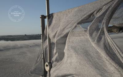 Christian Fischbacher présente la collection durable BENU® SEA – des tissus innovants ISSUS DE LA MER