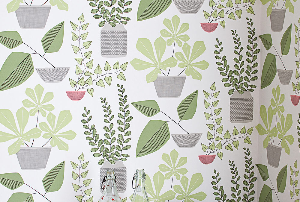 Verts de printemps avec MissPrint