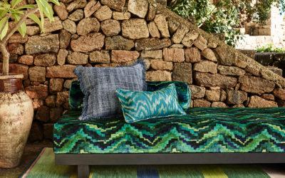 """The Romo Group présente ses collections """"Pantelleria"""" by Zinc Textile"""