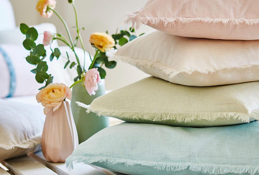 Prestigious Textiles vous présente ses collections aux couleurs de l'été