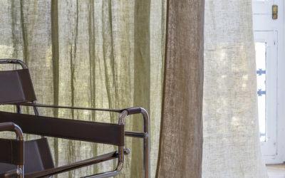 Découvrez la collection de rideaux Gancedo – NET CURTAINS